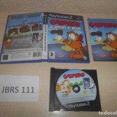 Videojuegos y Consolas: PS2 - GARFIELD AL RESCATE DE ARLENE , PAL ESPAÑOL , COMPLETO. Lote 180228201