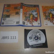 Videojuegos y Consolas: PS2 - FURRY TALES , PAL ESPAÑOL , COMPLETO. Lote 180228602