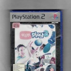 Videojuegos y Consolas: EYE TOY PLAY 2 [PS2] GÉNERO ACCIÓN - NUEVO. Lote 49588041