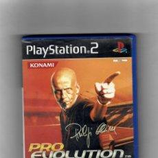 Videojuegos y Consolas: PRO EVOLUTION -SOCCER 3 - [PS2] -SEGUNDA MANO, CON MANUAL, EN CASTELLANO,. Lote 49670895