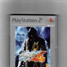 Videojuegos y Consolas: TEKKEN 4 [PS2] SEGUNDA MANO, NO TIENE MANUAL. Lote 173146748