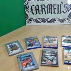 Videojuegos y Consolas: LOTE DE 7 VÍDEOS JUEGOS DE PSP2 PLAY STATION 2. Lote 180513915