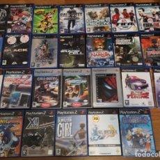 Videojuegos y Consolas: 26 JUEGOS PLAYSTATION 2 PS2 . Lote 180849530