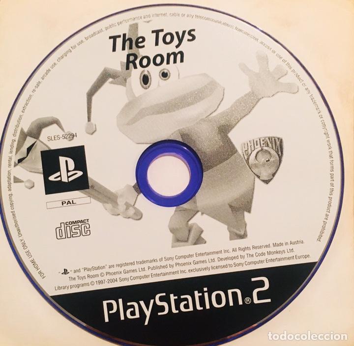 THE TOYS ROOM (Juguetes - Videojuegos y Consolas - Sony - PS2)