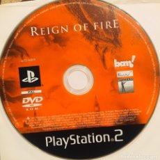 Videojuegos y Consolas: REIGN OF FIRE. Lote 180977656