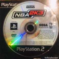 Videojuegos y Consolas: NBA 2K3. Lote 180978020