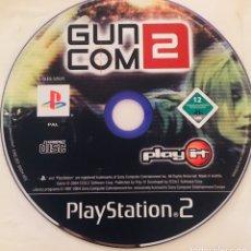 Videojuegos y Consolas: GUNCOM 2. Lote 181611070