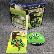 Videojuegos y Consolas: SPIN DRIVE PING PONG SONY PLAYSTATION 2 PS2. Lote 181611693