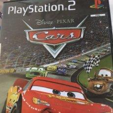 Videojuegos y Consolas: CARATULA PLAY STATION 2 - CARS DISNEY PIXAR. Lote 181930078