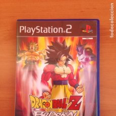 Videojuegos y Consolas: DRAGON BALL Z BUDOKAI TENKAICHI 3 SONY PLAYSTATION 2 PS2 PLAY STATION PAL. Lote 182062945