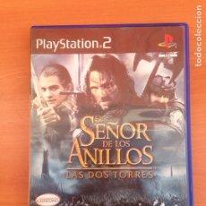 Videojuegos y Consolas: EL SEÑOR DE LOS ANILLOS LAS DOS DOS TORRES. Lote 182063910