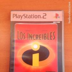 Videojuegos y Consolas: LOS INCREIBLES PLAYSTATION 2. Lote 182081017