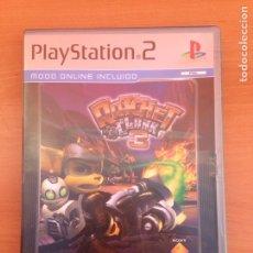 Videojuegos y Consolas: JUEGO PS2 RATCHET & CLANK 3 PS2. Lote 182081423