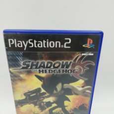 Videojuegos y Consolas: SHADOW THE HEDGEHOG PS2. Lote 182521428