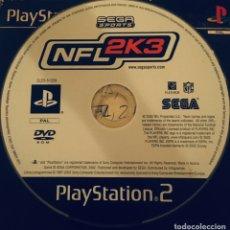 Videojuegos y Consolas: NFL 2K3. Lote 182539187