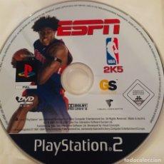 Videojuegos y Consolas: ESPN NBA 2K5. Lote 182540260