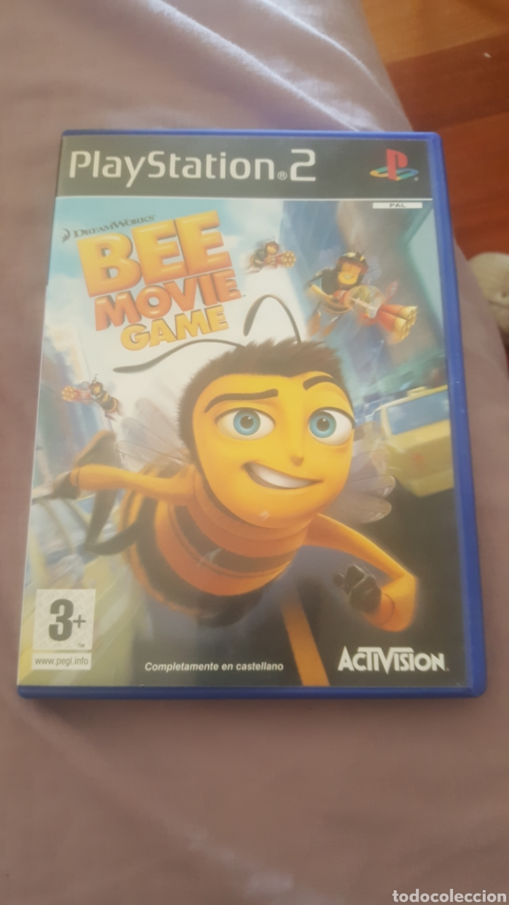 JUEGO PLAY STATION 2 BEE MOVIE GAME (Juguetes - Videojuegos y Consolas - Sony - PS2)