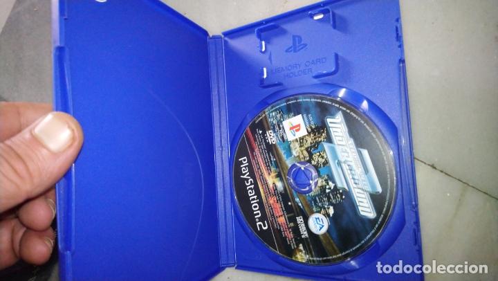 Videojuegos y Consolas: NEED FOR SPEED UNDERGROUND 2 PAL DE ESPAÑA SIN MANUAL - Foto 2 - 182911131