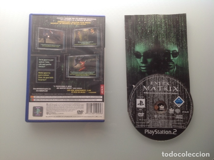 Videojuegos y Consolas: ENTER THE MATRIX. PS2 - Foto 2 - 182939676