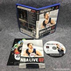 Videojuegos y Consolas: NBA LIVE 07 SONY PLAYSTATION 2 PS2. Lote 183015601