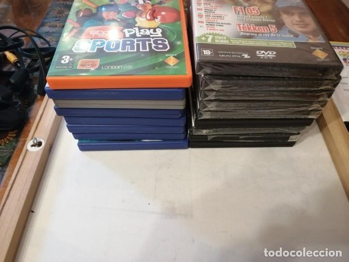 Videojuegos y Consolas: CONSOLA PLAYSTATION 2 ,JUEGOS Y DEMOS. - Foto 9 - 183040512