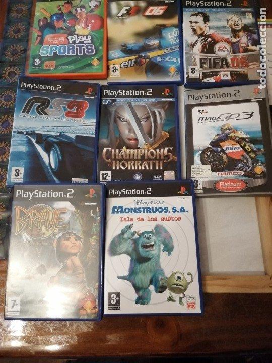 Videojuegos y Consolas: CONSOLA PLAYSTATION 2 ,JUEGOS Y DEMOS. - Foto 10 - 183040512