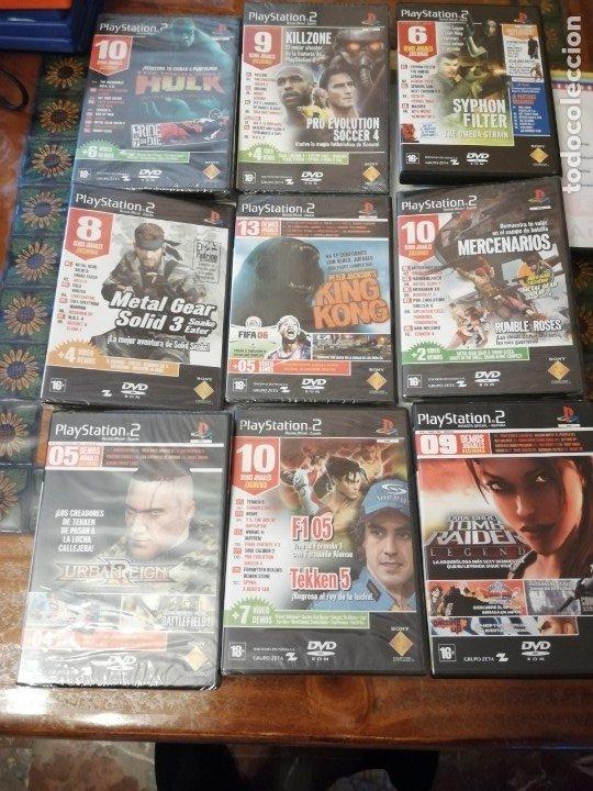 Videojuegos y Consolas: CONSOLA PLAYSTATION 2 ,JUEGOS Y DEMOS. - Foto 11 - 183040512