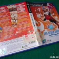 Videojuegos y Consolas: JUEGO PS2. PRO BEACH SOCCER. Lote 183167743