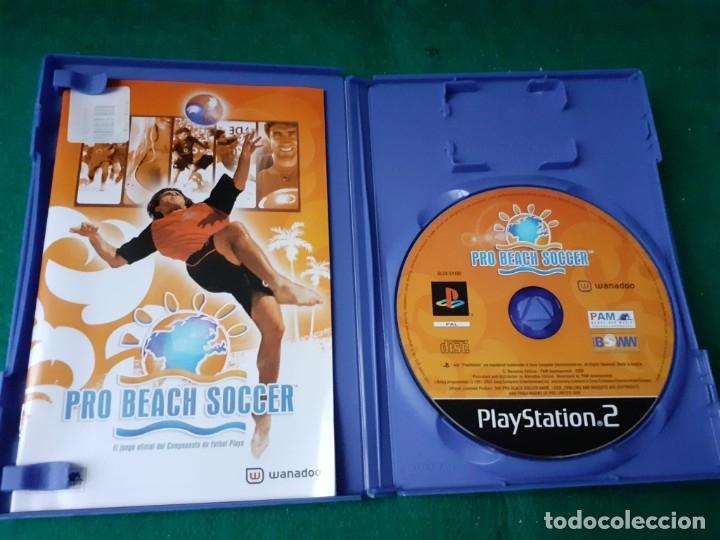 Videojuegos y Consolas: Juego ps2. Pro beach soccer - Foto 2 - 183167743