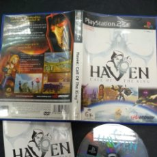 Videojuegos y Consolas: HAVEN CALL OF THE KING PLAYSTATION 2. Lote 183996571
