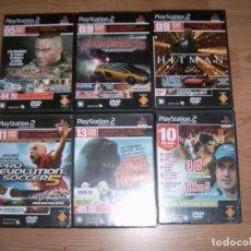 Videojuegos y Consolas: LOTE DE DEMOS DE PS2. Lote 184021895