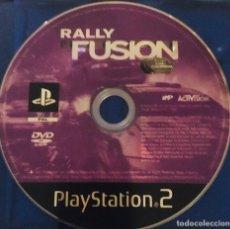 Videojuegos y Consolas: RALLY FUSION: RACE OF CHAMPIONS. Lote 184059382