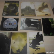 Videojuegos y Consolas: PS2 - SHADOW OF COLOSSUS , PAL ESPAÑOL , COMPLETO. Lote 184369182