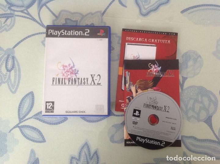 FINAL FANTASY X-2. PS2 (Juguetes - Videojuegos y Consolas - Sony - PS2)