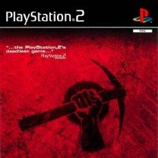 Videojuegos y Consolas: LOTE JUEGO DE PLAY STATION 2 - PS2 - RED FACTION - CON CAJA ORIGINAL Y MANUAL. Lote 185145397