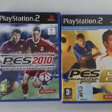 Videojogos e Consolas: PLAYSTATION 2. PRO EVOLUTION SOCCER.. Lote 185787061