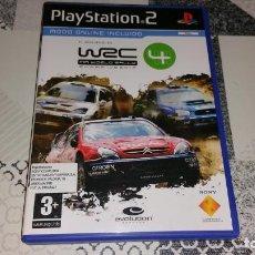 Videojuegos y Consolas: WRC 4 FIA WORLD RALLY PS2 PAL ESPAÑA COMPLETO. Lote 185900705
