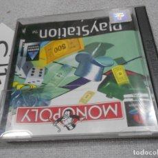Videojuegos y Consolas: ANTIGUO JUEGO PLAYSTATION - MONOPOLY. Lote 186157737