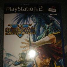 Videojuegos y Consolas: SAMURAI SHODOWN PS2. Lote 186158892