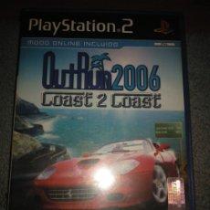 Videojuegos y Consolas: OUTRUN 2006: COAST TO COAST PS2. Lote 186160512