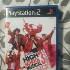 Videojuegos y Consolas: JUEGO PS2 HIGH SCHOOL MUSICAL DANCE 3. Lote 186246173
