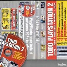 Videojuegos y Consolas: TODO PLAYSTATION 2 VIDEOS,REVIEWS,COMPARATIVAS,TRUCOS Y MUCHO MAS. Lote 187144807