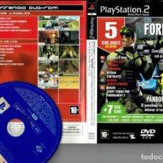 Videojuegos y Consolas: 5 DEMOS JUGABLES EXCLUSIVAS FORMULA 1 2004 Y MUCHO MAS. Lote 187145026