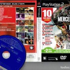 Videojuegos y Consolas: 10 DEMOS JUGABLES EXCLUSIVAS, MERCENARIOS Y MUCHO MAS. Lote 187145145