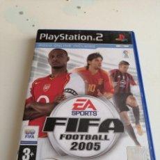 Videojuegos y Consolas: G-HLC45L PLAYSTATION 2 EA SPORTS FIFA FOOTBALL 2005 . Lote 187171465