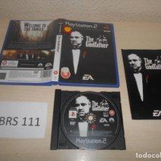 Videojuegos y Consolas: PS2 - EL PADRINO , PAL UK , COMPLETO. Lote 187484737