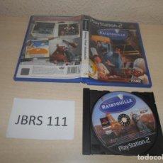 Videojuegos y Consolas: PS2 - RATATOUILLE , PAL ESPAÑOL , SIN INSTRUCIONES. Lote 187504122
