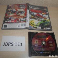Videojuegos y Consolas: PS2 - BURNOUT 2 POINT OF IMPACT , PAL ESPAÑOL , SIN INSTRUCIONES. Lote 187504258