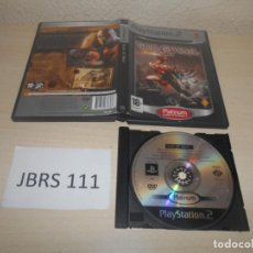 Videojuegos y Consolas: PS2 - GOD OF WAR , PAL ESPAÑOL , SIN INSTRUCIONES. Lote 187504343