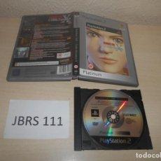 Videojuegos y Consolas: PS2 - RESIDENT EVIL CODE VERONICA X , PAL ESPAÑOL , SIN INSTRUCIONES. Lote 187504390